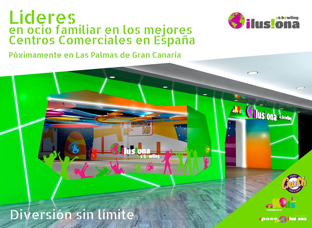 Ilusiona - Apertura als Palmas de Gran Canaria